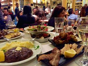 Panellinion restaurant tip voor Thessaloniki