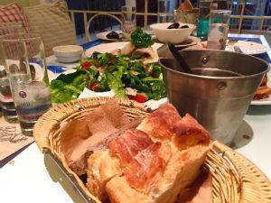 Hontro Alati restaurant tip Thessaloniki