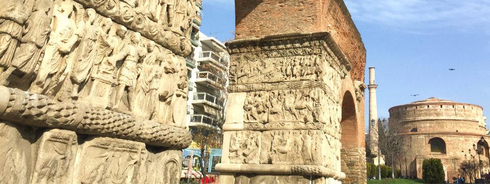 Thessaloniki vakantie Rotonda header.jpg