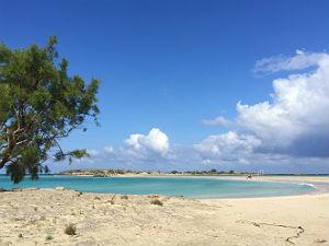 Zes Griekse stranden bij beste 25 van Europa Elafonisi Kreta