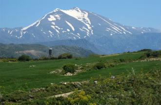 10 Griekse eilanden met de hoogste bergen