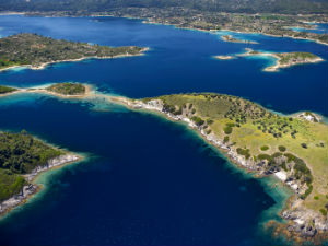 Griekenland Magazine Diaporos eilanden Chalkidiki