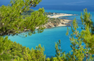 Griekenland Magazine Ultieme ontspanning in Chalkidiki