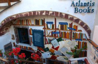 Griekenland heeft beste boekwinkel ter wereld