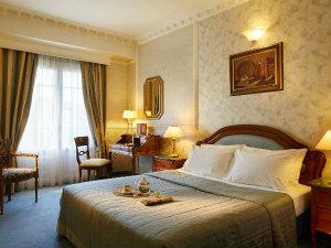 Mediterranean Palace Hotel Thessaloniki hotelkamer