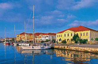 Preveza Griekenland vakantie