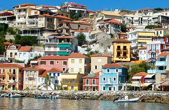 Vakantie naar Parga in Griekenland