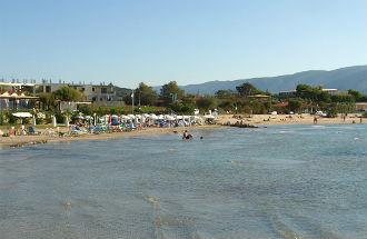 Kipseli vakantie op Zakynthos