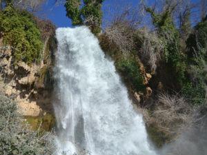 Edessa waterval tijdens dagtocht in Noord Griekenland