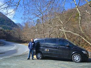 Dagtocht Edessa en Pozar met Filos Travel