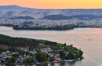 Ioannina in Epirus vakantie