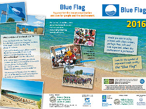 Griekenland 430 Blue Flag beaches in 2016