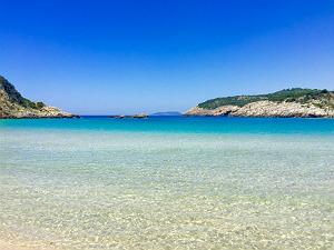 430 Blue Flag Beaches Griekenland in 2016