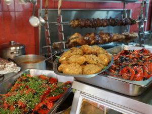 Restaurant Nikos in Vathy op Ithaki