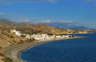 Mirtos vakantie op Kreta