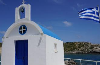 Kolymbia vakantie op Rhodos in Griekenland