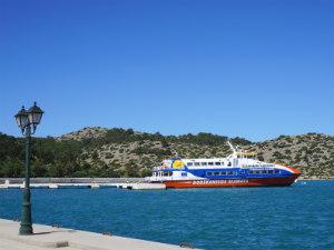Van Rhodos naar Symi met Dodekanisos Seaways