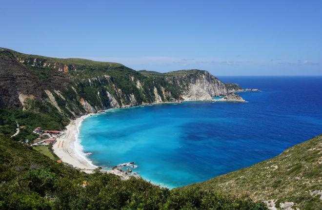 7 mooiste stranden van Kefalonia