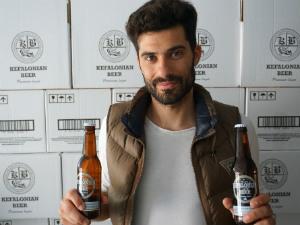 Bier van Kefalonia Nikos Moraitis Kefalonian Beer