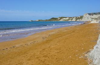 Mega Lakos beach Kefalonia