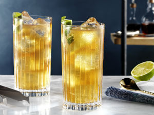 Metaxa cocktails lemonade falls