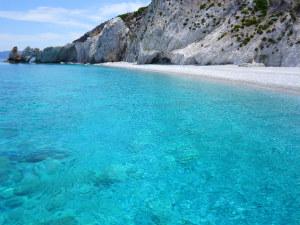 Op vakantie naar Skiathos Lalaria beach