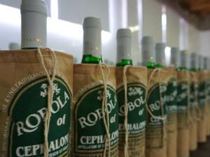 Robola wijn van Kefalonia