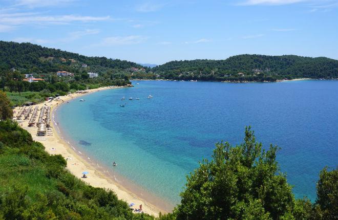 Agia Paraskevi vakantie op Skiathos
