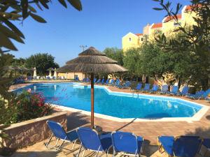 Lassi Hotel Kefalonia zwembad