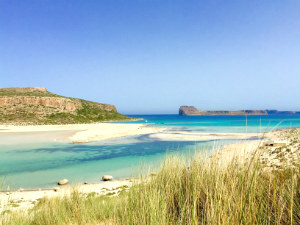 Ontdek West Kreta Balos beach