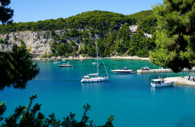 Op vakantie naar Alonissos