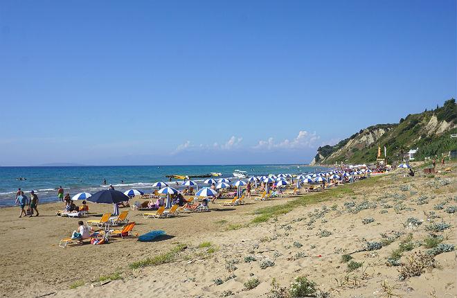 Agios Stefanos Corfu