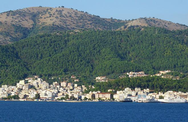 Igoumenitsa vakantie in Epirus Griekenland