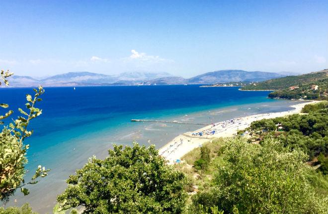 Nederlanders liefst naar Griekenland op vakantie