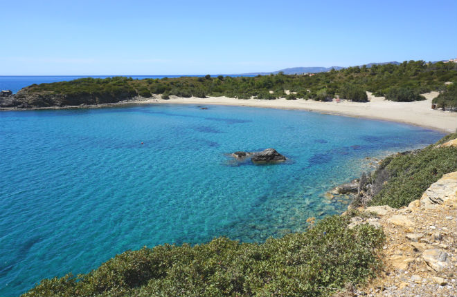 7 mooiste stranden van Rhodos