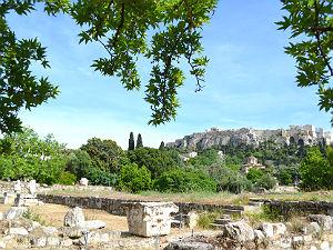 Temperatuur records Griekenland Athene