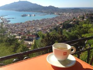 Op vakantie naar Zakynthos