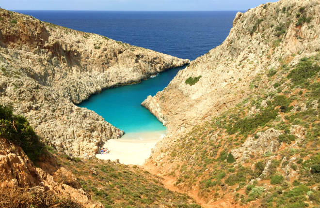 Kreta, Mykonos en Santorini in de prijzen