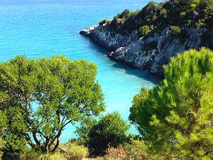 Alle Ionische eilanden vakantie