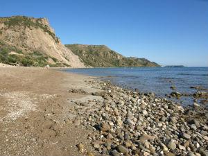 Schildpadden Zakynthos Dafni beach