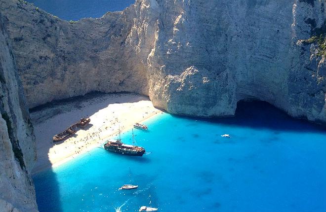 Vakantie aanbiedingen Zakynthos in Griekenland