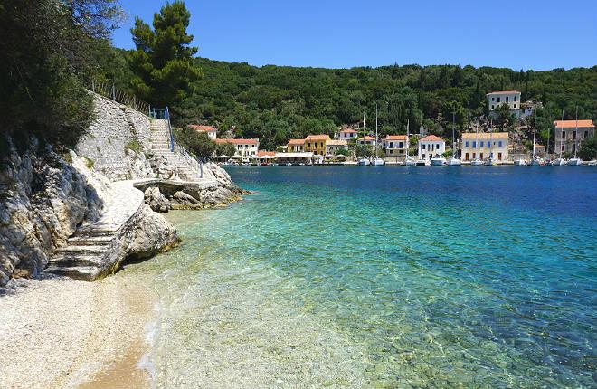 Zwemwater Griekenland topkwaliteit