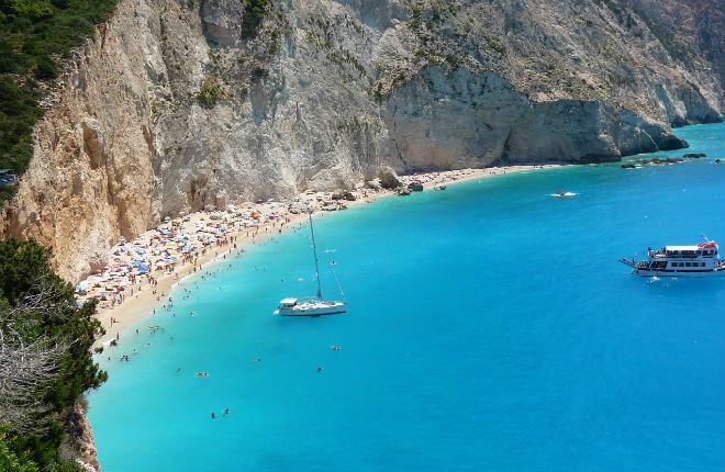 Vakantie aanbiedingen Lefkas Griekenland