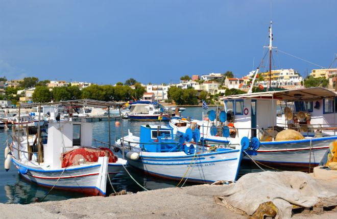 Vakantie aanbiedingen Aegina