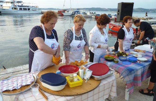 Cultuur en kookkunst in Chalkidiki