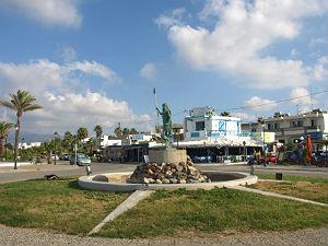Mastichari vakantie op Kos in Griekenland