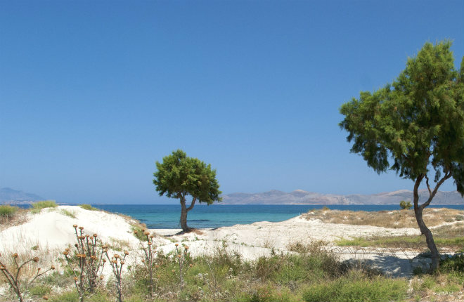 Marmari vakantie op Kos
