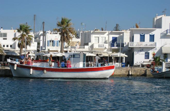 Vakantie aanbiedingen Paros Griekenland