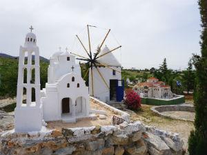 Aliki Paros het folkloristisch museum