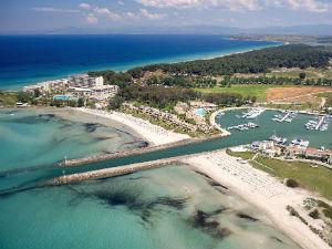 Beste Hotels van Griekenland 2017 Sani Beach